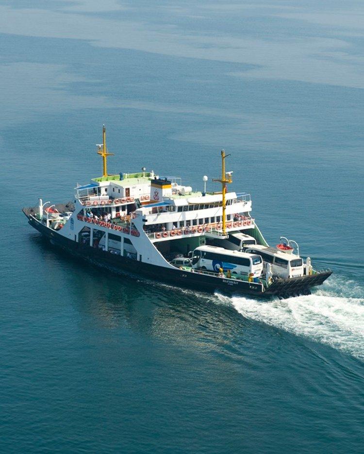 IDO – İstanbul Deniz Otobüsleri